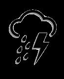 熱帶氣旋或暴雨警告聚會安排